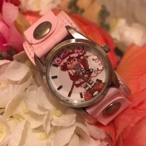 Strawberry shortcake watch